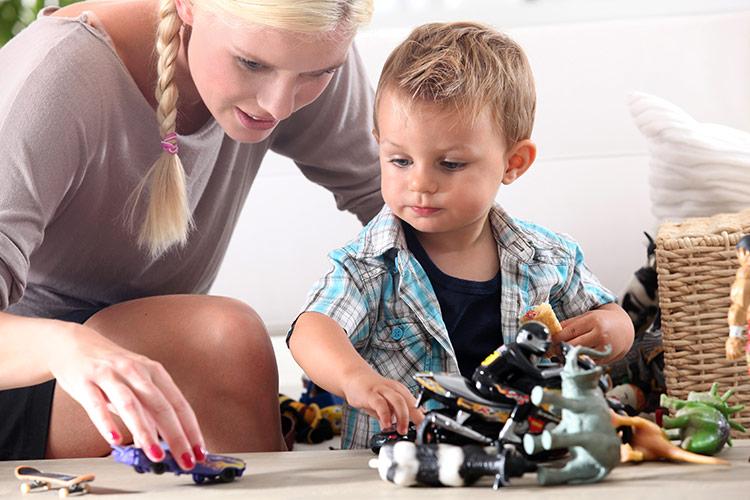 Hlídání dětí | Foto: Shutterstock