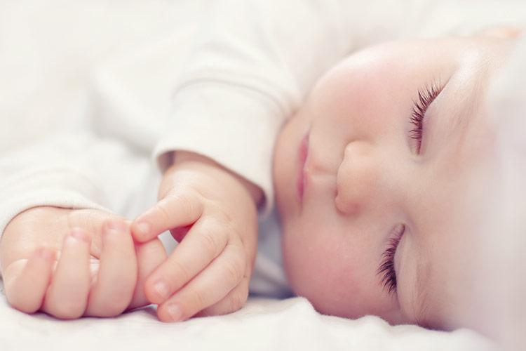 Spící kojenec | Foto: Shutterstock
