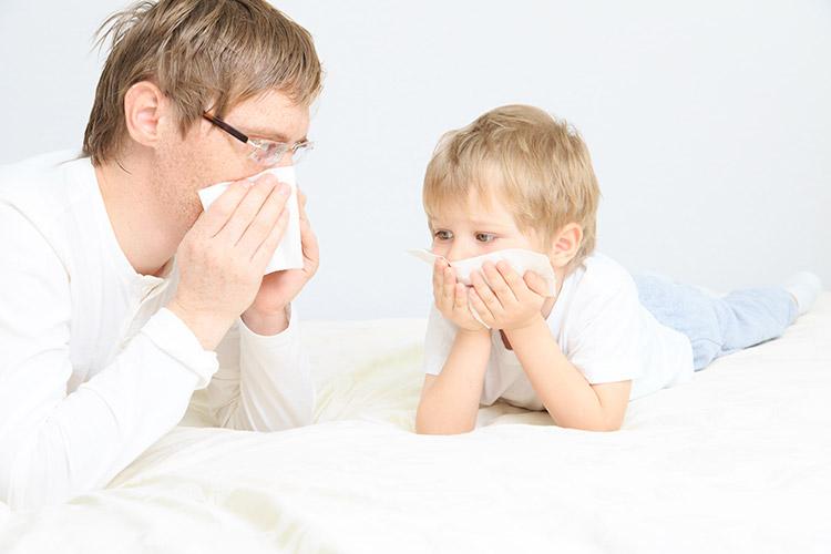 Smrkání u dětí | Foto: Shutterstock