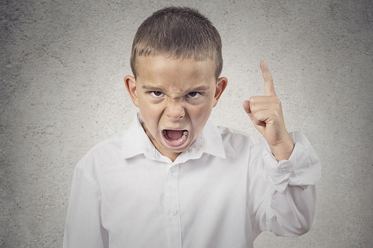 Dětský vztek | Foto: Shutterstock