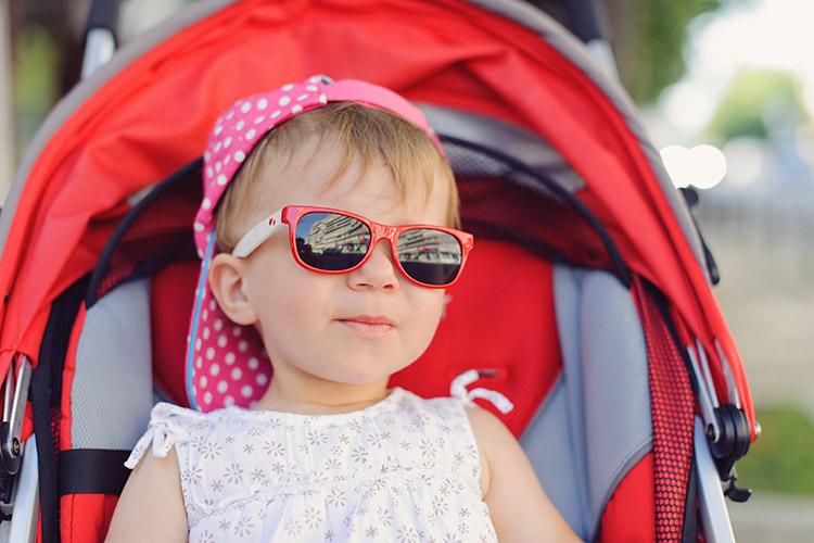 Dětské sluneční brýle | Foto: Shutterstock