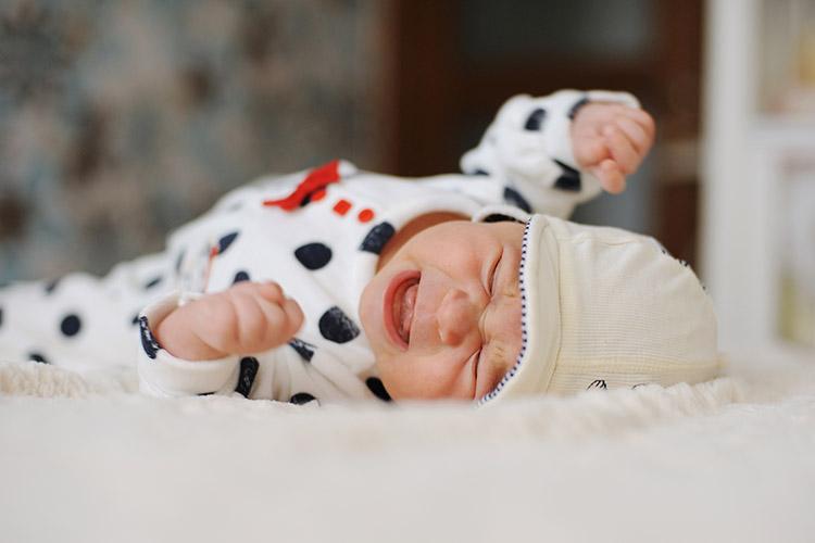 Plačící kojenec | Foto: Shutterstock