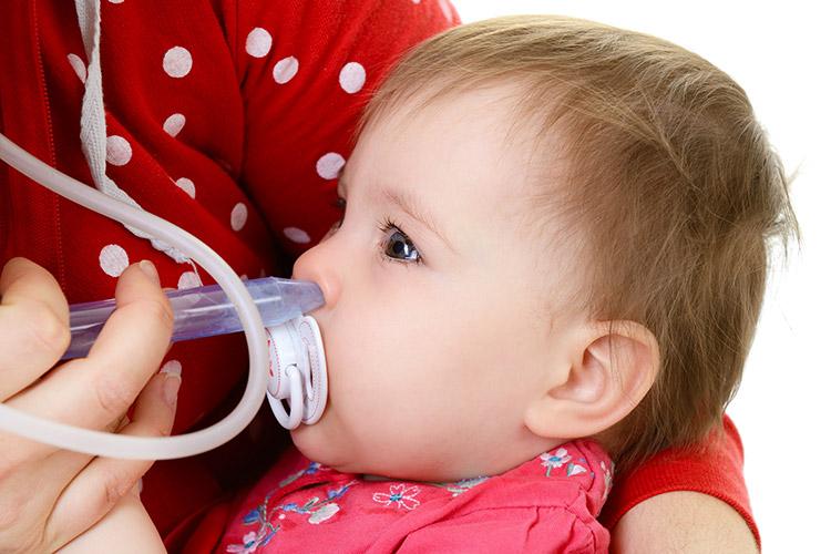 Dětské odsávačky rýmy | Foto: Shutterstock