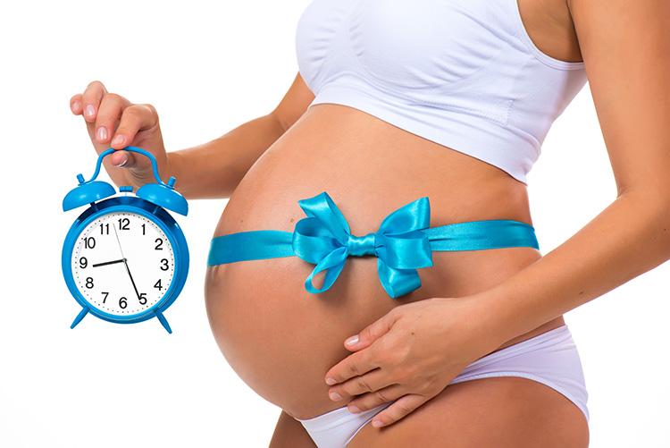 Žena před porodem | Foto: Shutterstock
