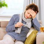 Když kojící maminka náhle onemocní