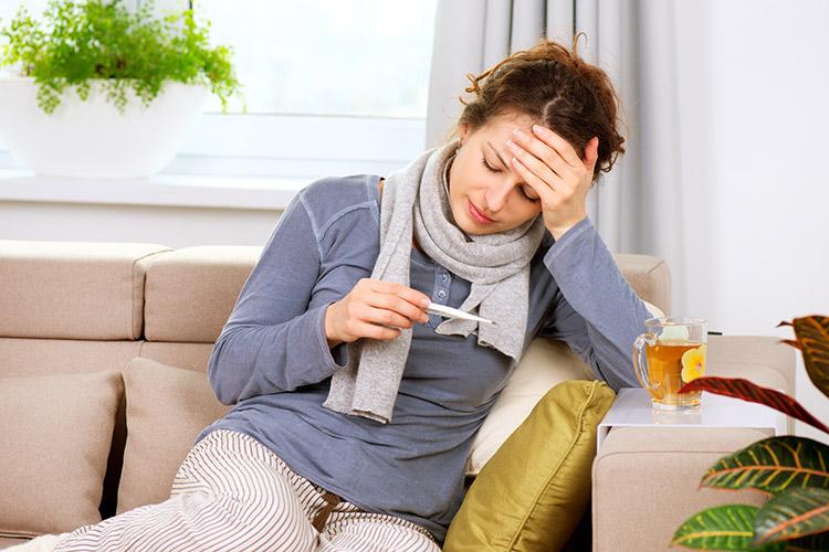 Nemoc na mateřské | Foto: Shutterstock