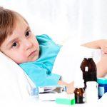 Co pomáhá dětem při nachlazení