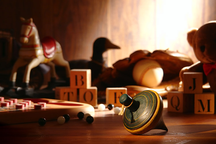 Dřevěné hračky dětí | Foto: Shutterstock