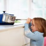 Pozor na horké nebezpečí – vaříme bez dětí